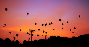 Graduation photo by harrykeely on freeimages.com