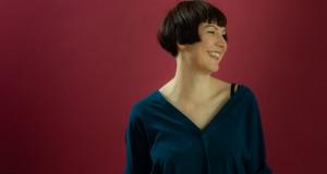 A headshot of playwright Rachel Jendrzejewski. Photo by Valerie Oliveiro.