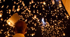 Sky lanterns / Takeaway / CC-BY-SA-3.0