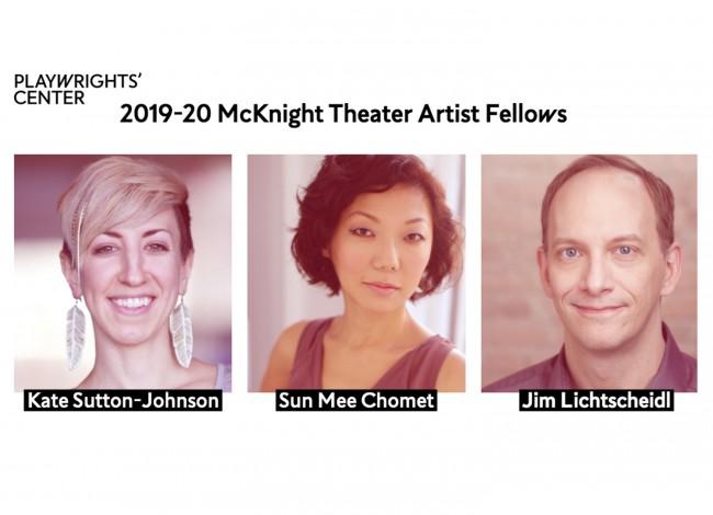 2019-2020 Mcknight Artist Fellow Cover